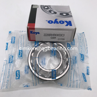 Koyo spherical roller bearing 22206